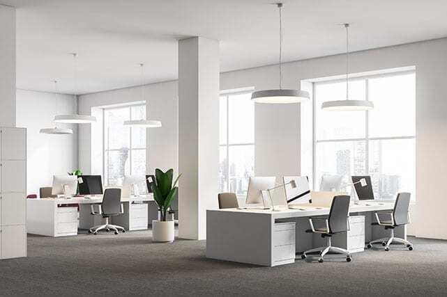 Reinigungsfirma besenRein übernimmt die Reinigung Ihrer gewerblichen Räumlichkeiten, damit sich Ihre Kunden und Gäste bei Ihnen wohlfühlen.