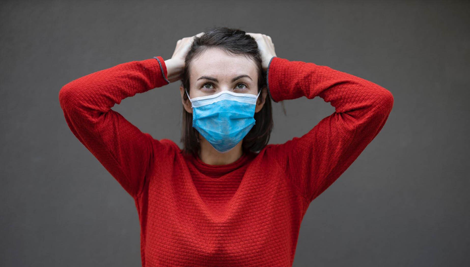 Das Tragen eines Mundschutzes ist kein nachhaltiges Mittel zur Bekämpfung von Viren und Bakterien. Allein Hygiene schützt uns effektiv gegen Keime.